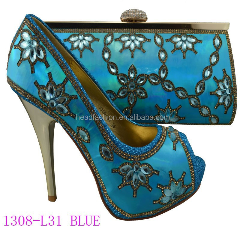 1308 L31 Las Wedding Shoes And Bag To Match Hot Ing Matching Bags