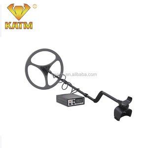 3D gold detector KTY Pulse Induction Underground Metal Detector