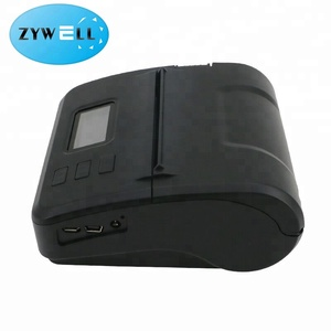 Commercial use handy bluetooth thermal pocket mini barcode label printer