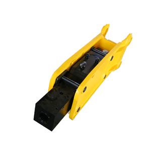 Road construction used top type hydraulic breaker