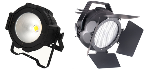 IP65 warm white high power dmx stage light 300w cob led par light