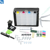 Luxury 4 Color CISS kit with accessories ink tank for for HP 132 136 Officejet 6213 5443 D4163 2573 C3183 D5163 1513 Printer In