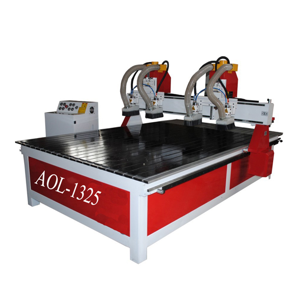 2014 new product cnc router 4 axis