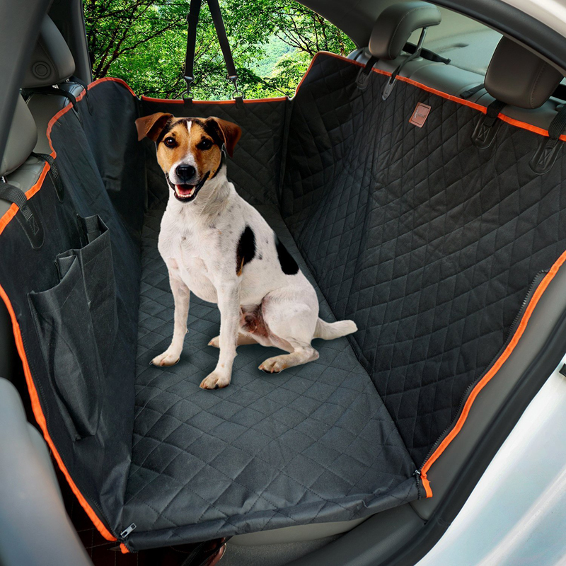 Dog Seat Covers For Trucks >> Dog Seat Cover Large Back Seat Pet Seat Cover Hammock For Cars Trucks Suv With Nonslip Backing Side Flaps Beds Buy Dog Seat Cover Car Seat Cover For