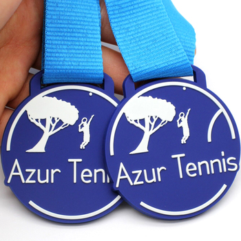Manufacturer Superior Quality Custom Plastic Miraculous Sport Medallion Medal