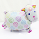 Hot 40CM Baby Shower Happy Birthday Party Decoration Sheep Animal Cartoon Shaped Aluminum Helium Foil Balloons