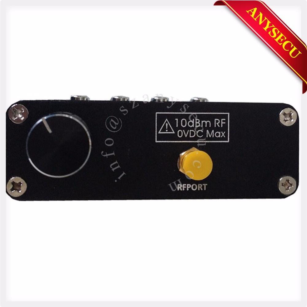 35MHz~2.7GHz UV RF Vector Impedance ANT SWR Antenna Analyzer Meter Tester