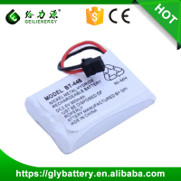 High Quality OEM 900mah 3.6v Ni-mh Cordless Phone Rechargeable Battery Packs For Undien BT-446