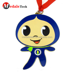 Customized kids medals,custom medal maker,metal pins medal