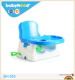 babyhood plastic baby booster table chair