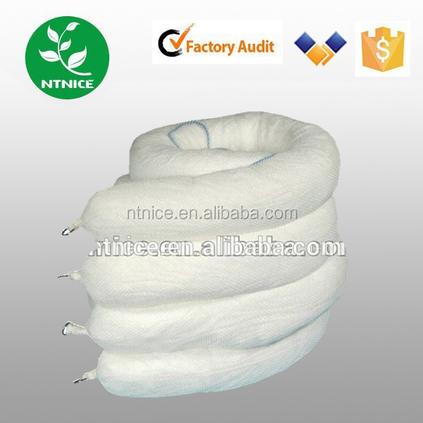 Oil Only Spill Control Absorbent Boom
