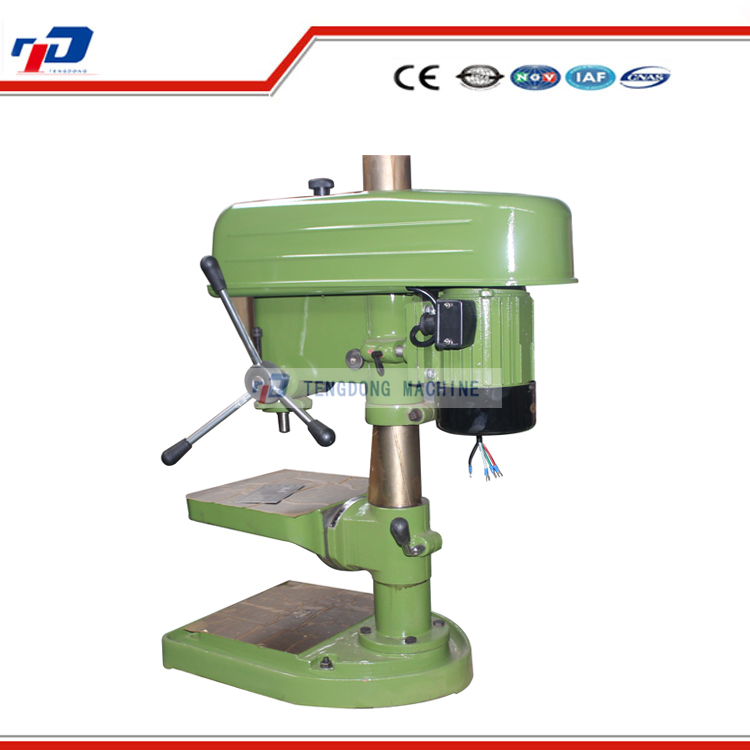 Industrial Electric Bench Drill Press/Drilling Machine Z4125 bench drilling machine