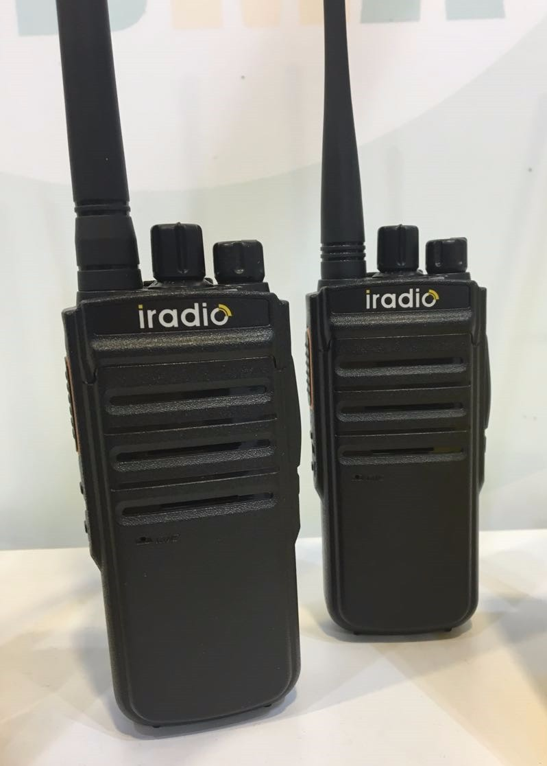 Iradio DP-888 dmr two way radio encrypted long range walkie talkie