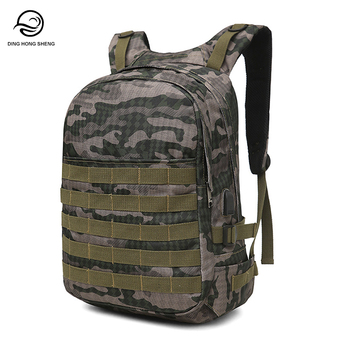Tactical Military Pubg Level 3 Outdoor Camping Bag Army Cs Wargame
