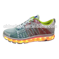 Brand Design New women Men LED sneakers Luminous LED light shoes