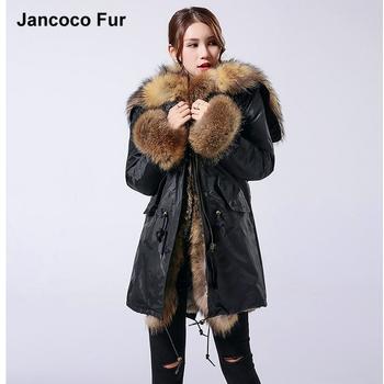 Waterproof Fur Lined Parka