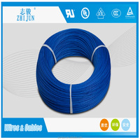 VDE 2.5mm2 H05S-K braidless silicone rubber cable