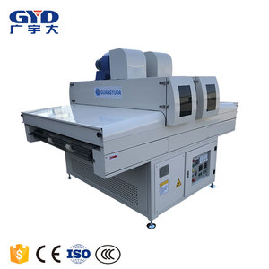 Shangdong flat uv curing machine for sale