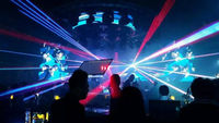 6W full color animation laser light RGB disco DJ laser light professional laser light for sale
