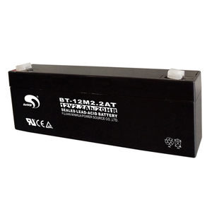 UL approved MF battery 12v 2.2ah rechargeable type