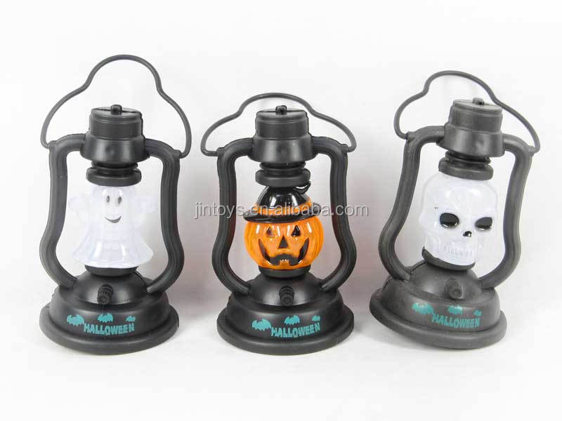 2017 new halloween flashing lamp with horrible laughing sound halloween decoration desk lamp hanging lamp