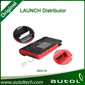 LAUNCH X431 IV Master Diagnostic Software LAUNCH X431 GX3 Software Update Scanner for Cars
