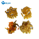 Single screw new design pasta macaroni extruder machine for sale