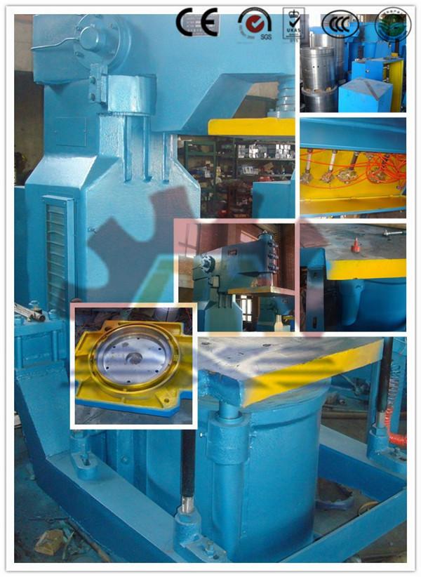 Jolt squeeze moulding machine