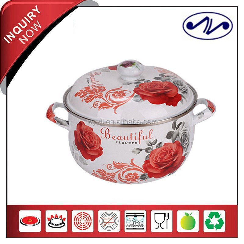 New Products Full Decal Hot Pot Utensils