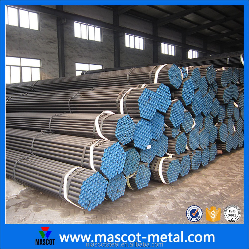 Factory price cold drawn steel tube electrical gi conduit pipe specification
