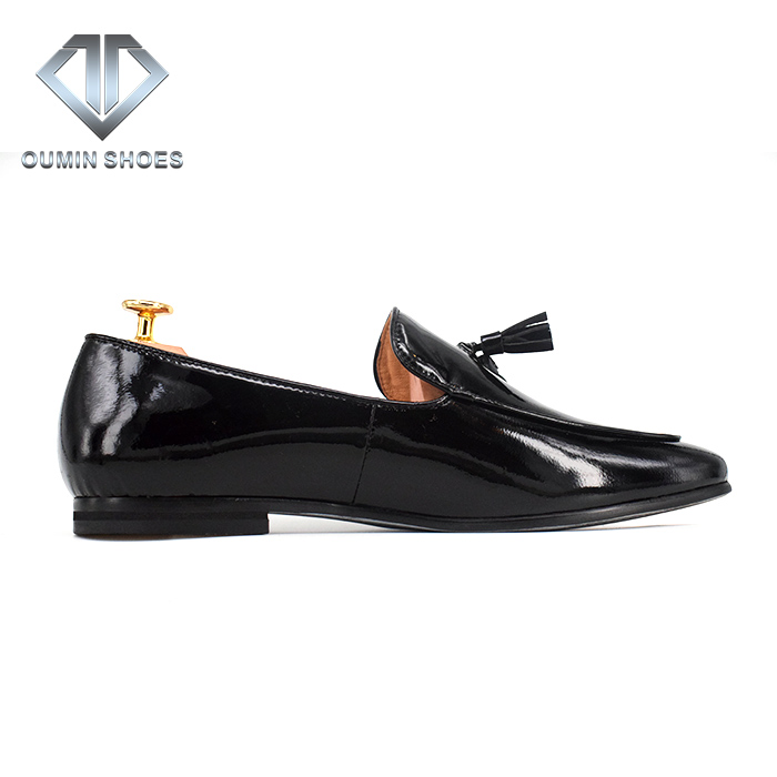 wholesale tassels loafers with shoes design new in shoes China fashion on on leather manufacturer style genuine men for slip r6qrxOZ