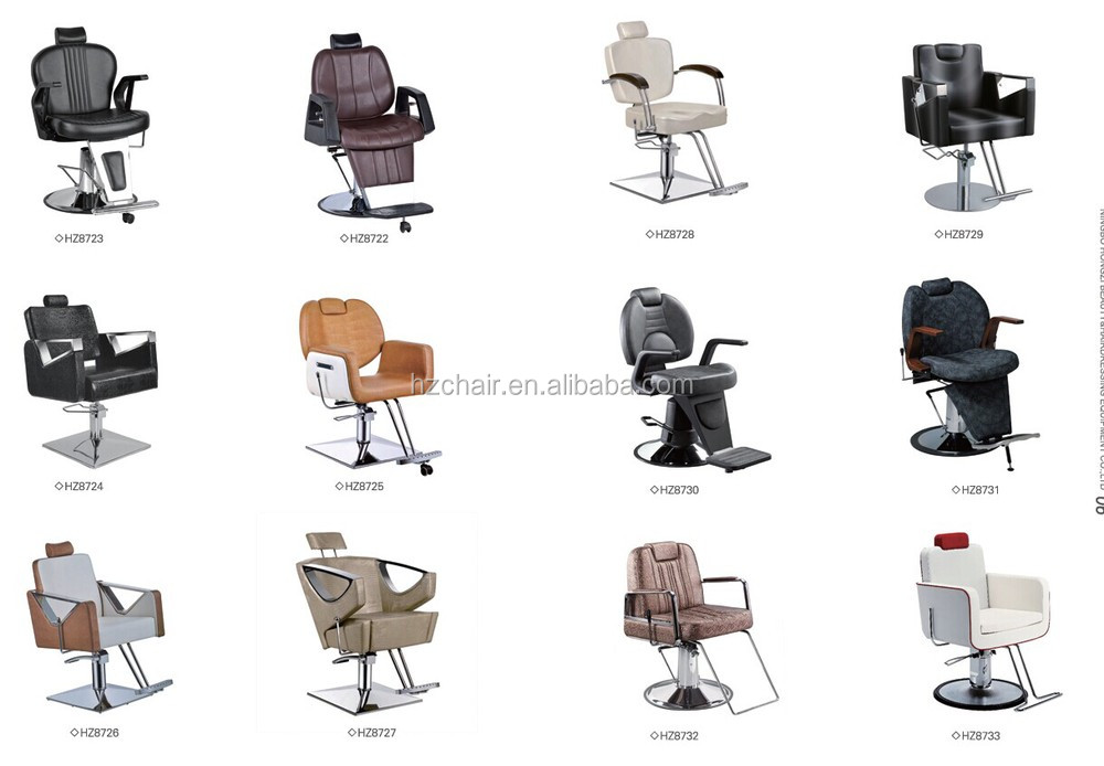 2015 Luxury Barber Chair Barber Shop Equipment Used Beauty