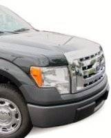 Ford F-150 Chrome Front Grille Overlay- Fits 2009, 2010, 2011, and 2012 Ford F150