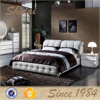 modern bed design furniture for america / latest adjustable bed