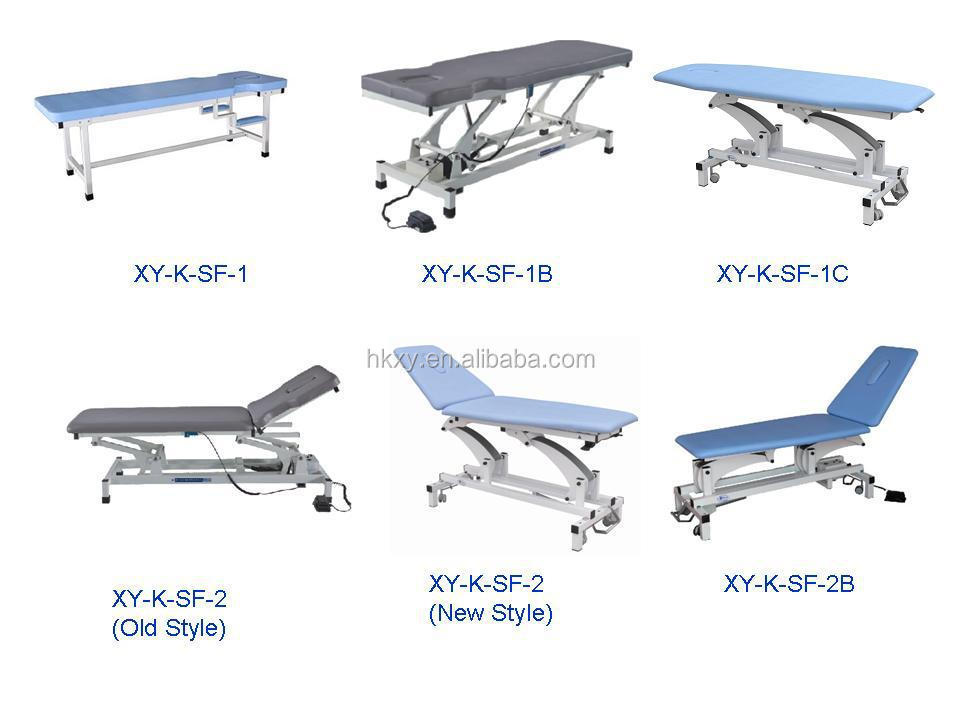 XY-K-SF-3 Multi-section Physiotherapy Treatment Bed, Hospital Examination