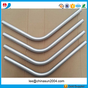 high quanlity low cost U shape aluminum bending tube