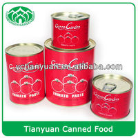 210gx48tins Tomato paste with competitive offer