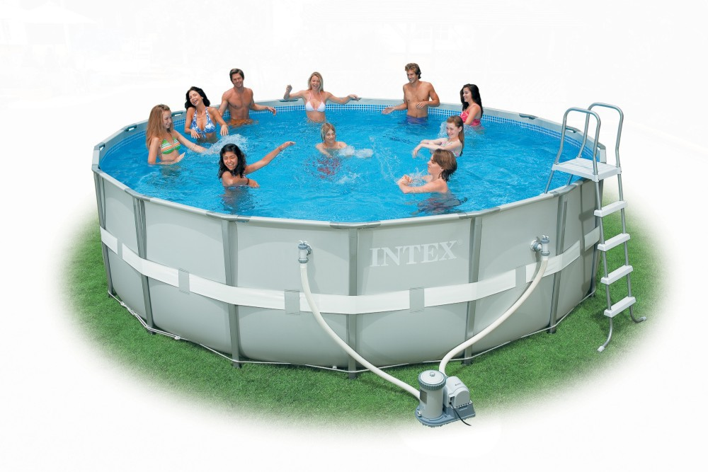 Best selling large inflatable adult plastic swimming pool adult size inflatable pool intex adult for Bulk water delivery for swimming pools