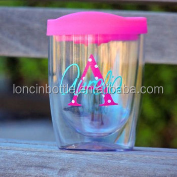 kids tumbler personalized cup sip top tumbler acrylic cup small acrylic cup