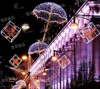 Rgb Led Pixel Ws2801 Led String Christmas Fireworks Light - Buy ...
