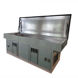 Aluminum Pickup Truck Bed Cargo Toolbox with Lock For Sale