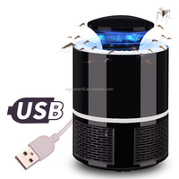 Shenzhen Wholesale Bug Zapper Smart Electric USB Mosquito Killer Lamp UV Light Mosquito Killer Mosquito Trap