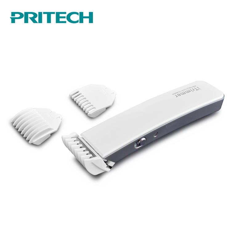PRITECH Hot Selling Customized Logo Rechargeable Electric Hair Clipper