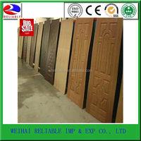 Welcome Wholesales Supreme Quality ash molded veneer door skin