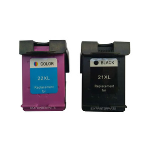 Alibaba Wholesale High Volume Printer Ink Cartridge for 21XL 22XL