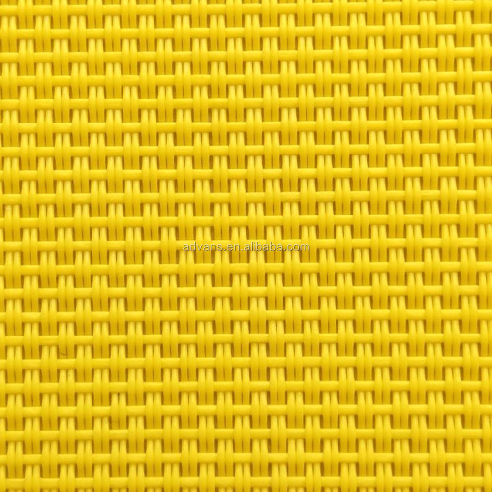 21 yellow blue green red black outdoor vinyl woven pvc coated polyester mesh fabric