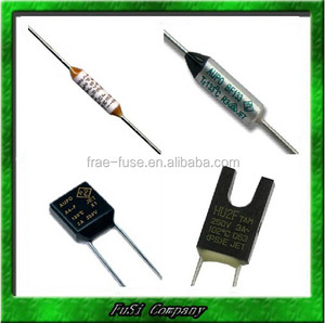 Resistance Temperature Fuses with 250 V AC Rated Voltage and 10/16A Rated Current, UL/PSE/RoHS Mark