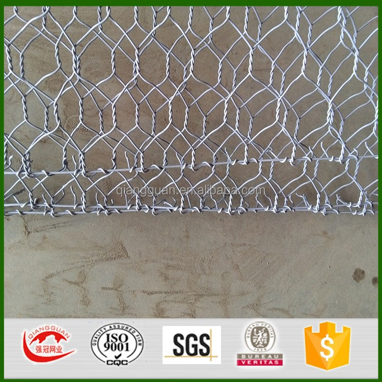 China professional factory pvc coated / hot dip galvanized welded gabion basket/ cost of gabions