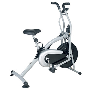GS-8.2I Hot Sales door equipment Elite orbitrac platinum dual exercise air bike with handlebar