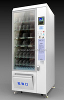 Food Beverage vending machine for America